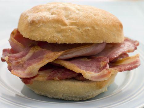 Bacon Bread Roll