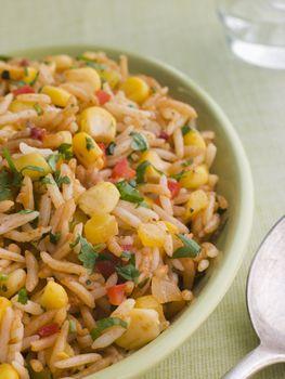 Dish of Jambalaya