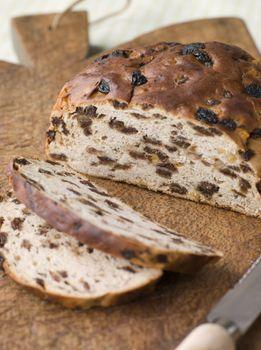 Loaf of Barm Brack