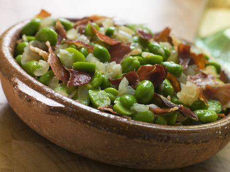 Green Lentil and Chorizo Sausage Stew