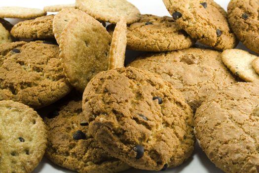 cookies close-up