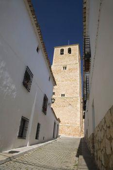 belmonte church tower street