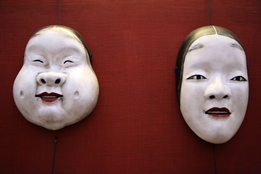 couples of masks