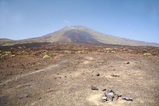 spanish volcano