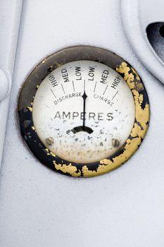 Retro Amp Gauge