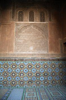 arab wall