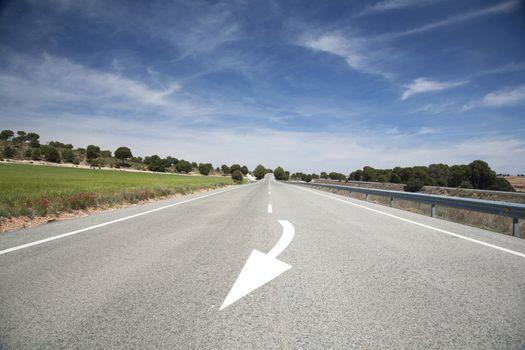 arrow road wide