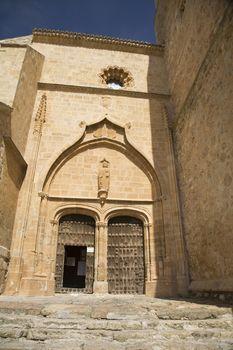 belmonte church entry