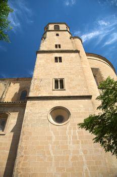 el salvador church bell tower