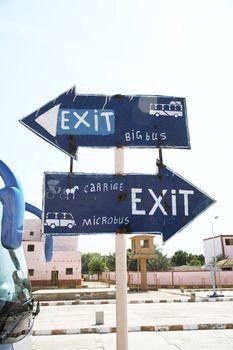 exit everywhere