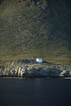 chapel in the coast