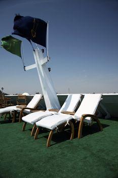 hammocks in cruise