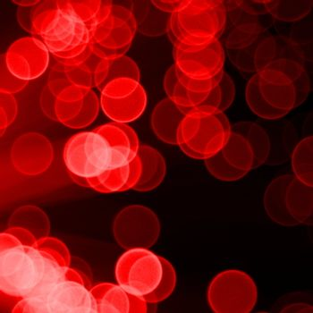 abstract bokeh lights background or wallpaper with copyspace