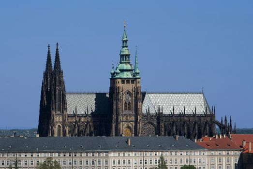 Cathedral of St Vitus - Hradcany
