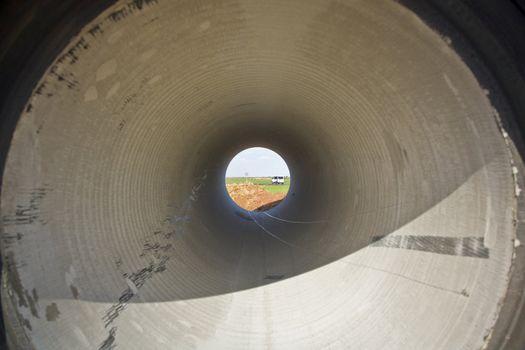 hole landscape