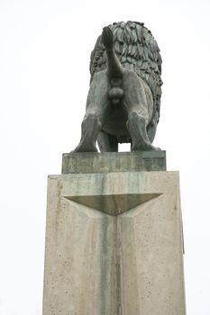 lion bottom