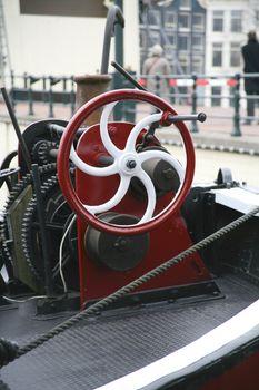 machine wheel