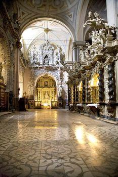 saint mary church indoor