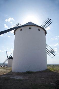 spanish mill back