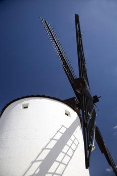 spanish mill detail