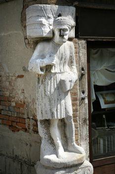 venice statue