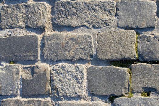 close-up paving