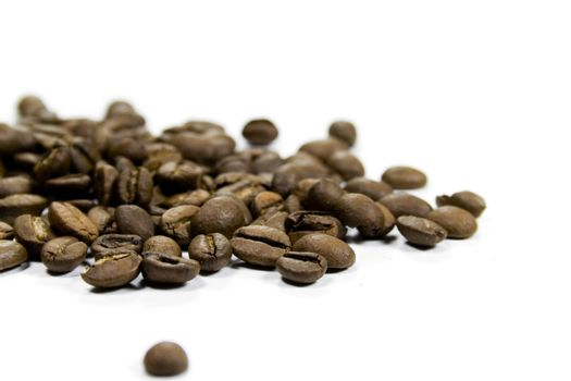 coffe beans close-up