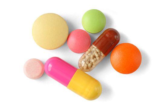 Isolated pills
