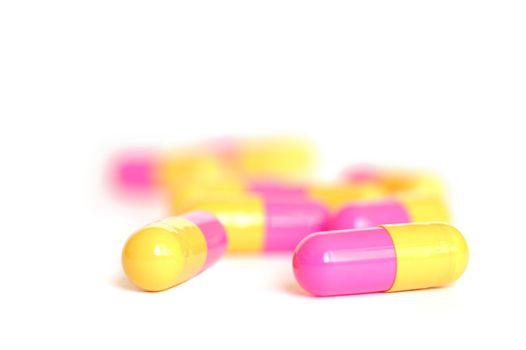 Isolated capsules