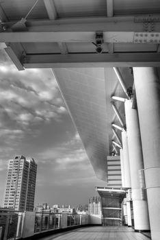 Architecture of pillar