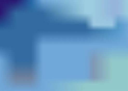 blurred abstract blue background
