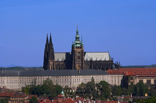 Hradcany - Cathedral of St Vitus