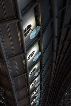 Tech roof