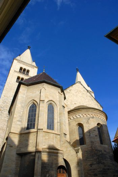 Church. Gothic style