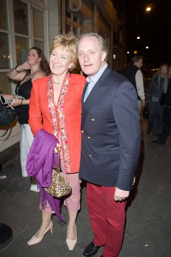 Christine & Neil Hamilton at the 1st. anniversary party of Kitts nightclub in Sloane Square Chelsea London. 5th March 2008