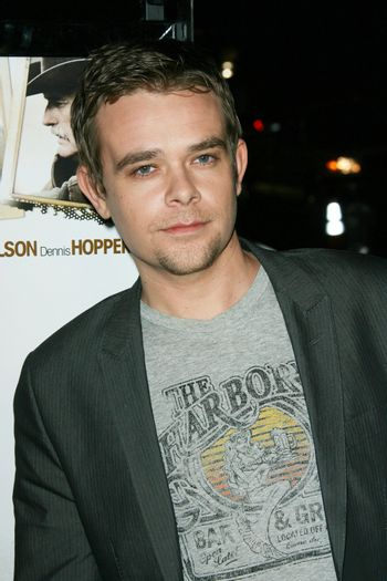 Nick Stahl at the Sleepwalking Premiere held at the Directors Guild of America, Hollywood.