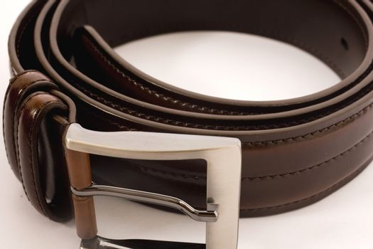 coiled belt