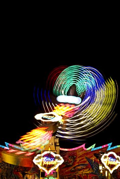 fast merry-go-round
