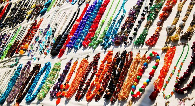 Neck beads