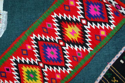 Traditional Macedonian Carpet Patterns