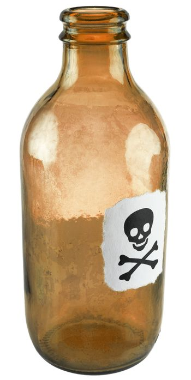 Poison small bottle