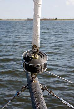 Sail reel