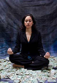 Financial meditation