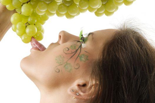 the grape lick