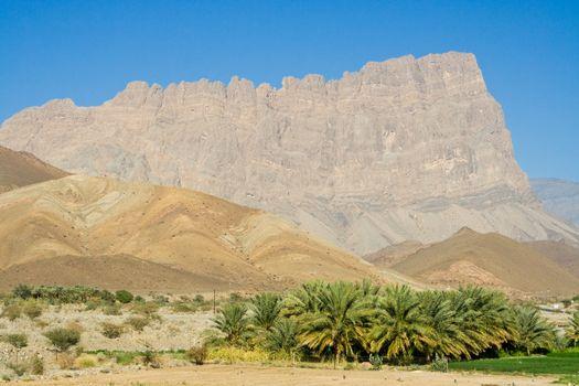 Jebal Misht, Oman