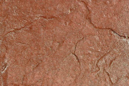 Reddish Stone Background