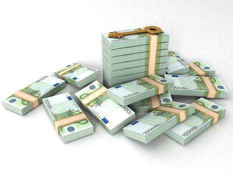 key on currency bundles