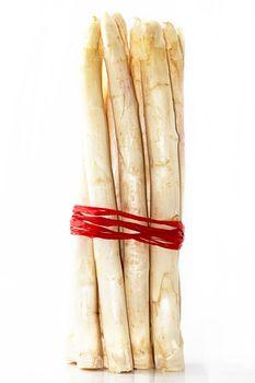 bundle white asparagus