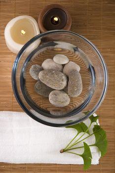 alternative medicine. ginkgo biloba therapy