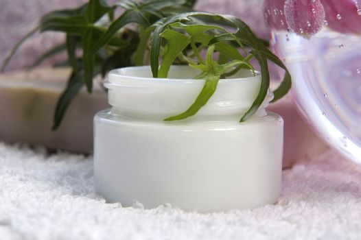aroma bath. spa